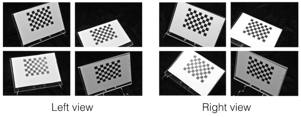 StereoMorph - Calibrating stereo cameras